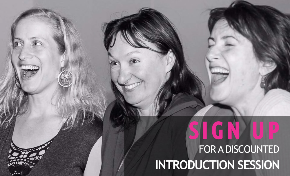 Sign up for a discounted introduction session.